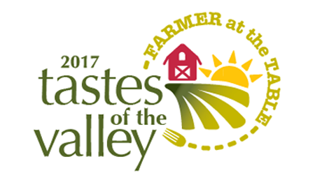Sponsorships Available for a New Twist on Tastes of the Valley – A Farmer at the Table!