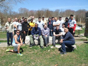 Groton Open Space Association Cleanup 2014