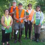 Water quality volunteers