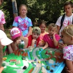 TLGV Visits Camp Nahaco with the Enviroscape