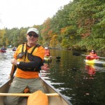 Paddle Mansfield Hollow on the Summer Solstice with TLGV