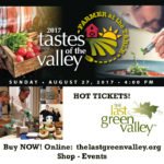 Sold Out – Tastes of the Valley – A Farmer at the Table!