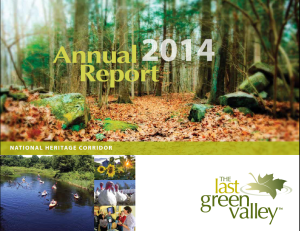 The Last Green Valley 2014 Annual Report