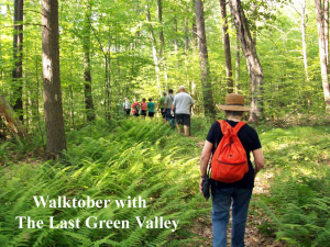 Think Walktober! Plan Your Walktober Now!