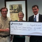 Savers Bank Supports The Last Green Valley Ranger Program
