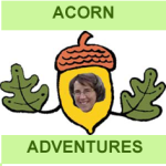 TLGV Ranger Marcy's Acorn Adventure – Salamander Story Walk with the Holland Library Team!