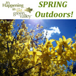 Spring Outdoors in The Last Green Valley