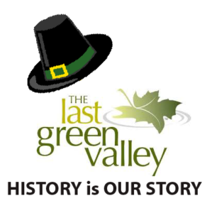 TLGV history is our story logo