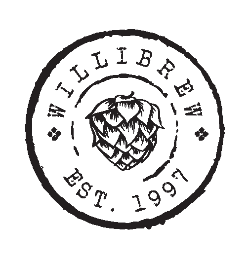 willibrew stamp logo
