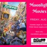 Moonlight Movies: Zootopia