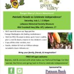 TLGV Ranger Marcy's Acorn Adventure – Patriotic Parade to Celebrate Independence!
