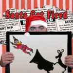 """Santa Got Fired and Other Silly Stories"" by Nappy's Puppets"