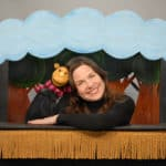 """""""Puppet Survival: The Art of Producing and Performing Puppet Shows"""" with Crabgrass Puppet Theatre and Liz Joyce"""