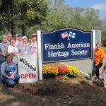 TLGV Grant Aids Finnish American Heritage Society