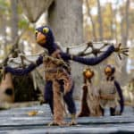 Puppets and Film: Paul Spirito's Ancestral with Paul Spirito, Helder Mira, and Sarah Nolen