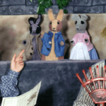 """Peter Rabbit Tales"" by Tuckers' Tales Puppet Theater"