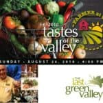Tastes of The Valley Tickets Sold Out!