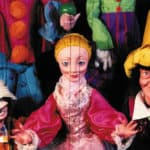 """The Fairy Circus"" by Tanglewood Marionettes"