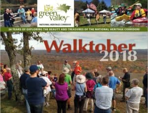 Walktober 2018 Cover The Last Green Valley
