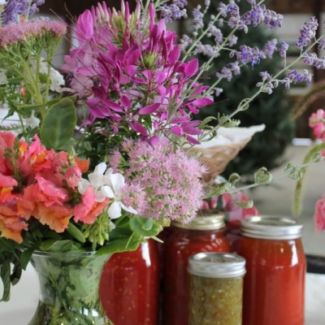 flowers_and_jars