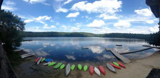 camp woodstock kayaks