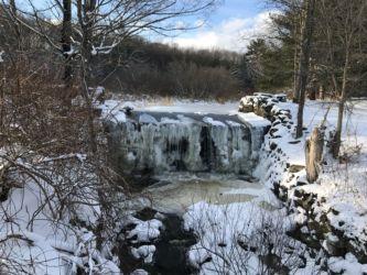C. Cor-E Quasset Waterfall-January 2017-Woodstock